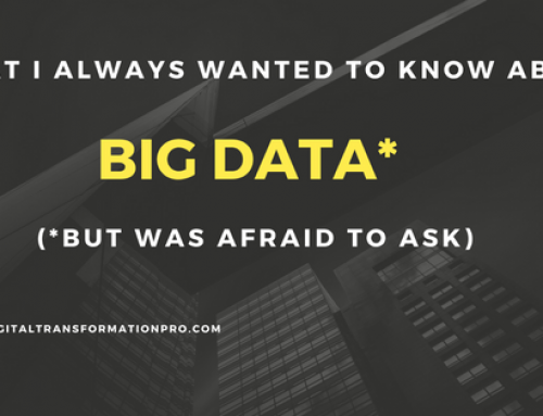 What Is Big Data?