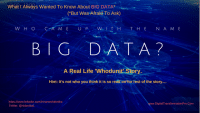 Big Data Name