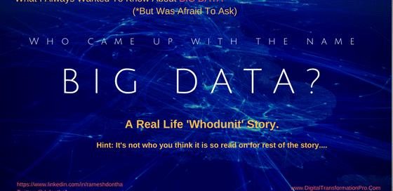 Big Data Name