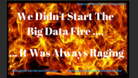 Big Data Fire