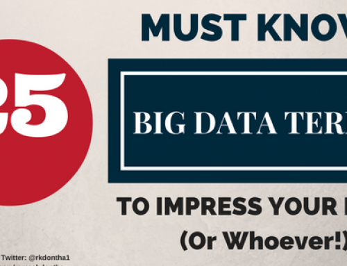 25 Must Know Big Data Terms