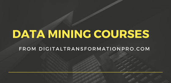 Data Mining Courses