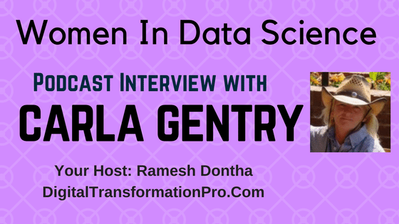 Carla Gentry – Data Nerd Extraordinaire