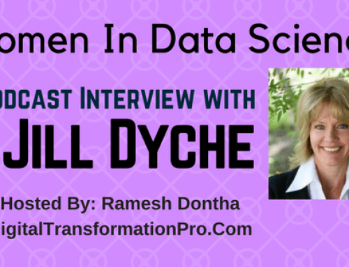 Jill Dyche – Data Science Influencer